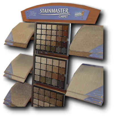 Stainmaster Display